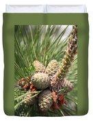 Pine Cones Duvet Cover