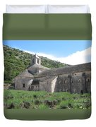 Senanque Abbey Duvet Cover
