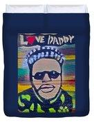 Senor Love Daddy Duvet Cover