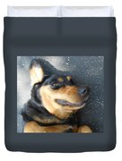 Silly Dawg Duvet Cover