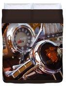 Steering Mercury Duvet Cover