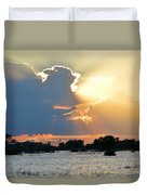 Swallowing The Sun Duvet Cover