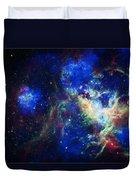 Tarantula Nebula 3 Duvet Cover