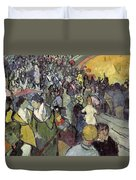 The Arena At Arles Duvet Cover