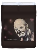 The Clown Duvet Cover