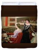 The Lyceum Duvet Cover