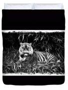 Tiger Spirit Duvet Cover