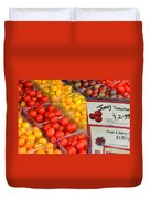 Tomatoes Nj Special Duvet Cover