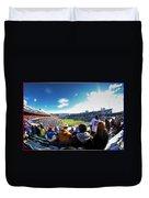 001 Buffalo Bills Vs Jets 30dec12 Duvet Cover