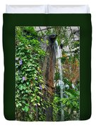 001 Falling Waters For The Cactus Lover In You Buffalo Botanical Gardens Series Duvet Cover