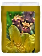 001 For The Cactus Lover In You Buffalo Botanical Gardens Series Duvet Cover