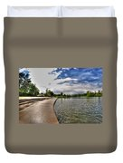 001 Hoyt Lake Duvet Cover