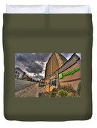 0011 Holiday Inn On Delaware Ave Buffalo Ny Duvet Cover