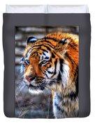 0013 Siberian Tiger Duvet Cover