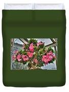 002 Bonsai Summer Show Buffalo Botanical Gardens Series Duvet Cover
