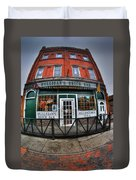 002 Mulligans Brick Bar Duvet Cover