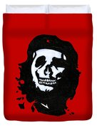 Che Of The Dead Duvet Cover