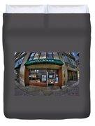 0027 Takis Restaurant  Duvet Cover