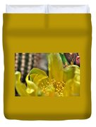 003 For The Cactus Lover In You Buffalo Botanical Gardens Series Duvet Cover