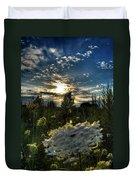 003 Life Is Beautiful Duvet Cover