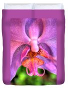 003 Orchid Summer Show Buffalo Botanical Gardens Series Duvet Cover