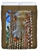 004 For The Cactus Lover In You Buffalo Botanical Gardens Series Duvet Cover