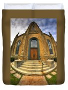 004 Westminster Presbyterian Church Duvet Cover