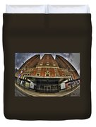 006 The Statler Towers Duvet Cover