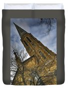 006 Westminster Presbyterian Church Duvet Cover