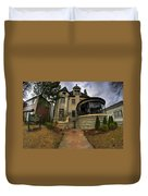 009 Law Offices Cornell Mansion Duvet Cover