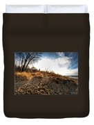 009 Presque Isle State Park Series Duvet Cover