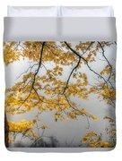 0135 Autumn Gold  Duvet Cover
