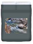 0143 Marble Canyon   Duvet Cover