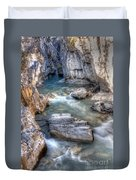 0144 Marble Canyon 2 Duvet Cover