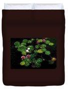 0151-lily - Embossed Sl Duvet Cover