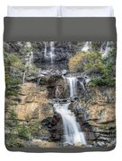 0194 Tangle Creek Falls 9 Duvet Cover