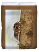 02 New Forest Cicada  Duvet Cover