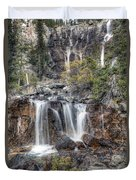 0202 Tangle Creek Falls 5 Duvet Cover