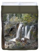 0204 Tangle Creek Falls 3 Duvet Cover