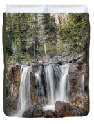 0206 Tangle Creek Falls 2 Duvet Cover