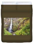 0237 Multnomah Falls Oregon Duvet Cover