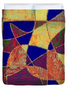 0268 Abstract Thought Duvet Cover