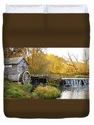 0289 Hyde's Mill Wisconsin Duvet Cover