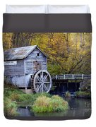 0290 Hyde's Mill Wisconsin Duvet Cover