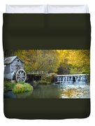 0291 Hyde's Mill Wisconsin Duvet Cover