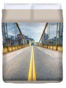 0306 Pittsburgh 9 Duvet Cover