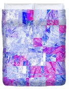 0318 Abstract Thought Duvet Cover