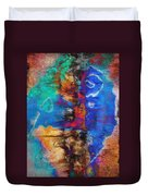 Expression With Vision Duvet Cover
