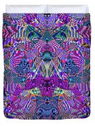 0476 Abstract Thought Duvet Cover