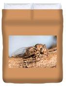 05 New Forest Cicada  Duvet Cover